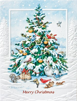 Boxed Christmas Card Sale