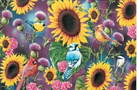 Songbirds in Sunflowers (TY)