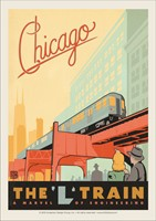Chicago L-Train