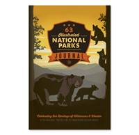 National Parks Hardcover Journal