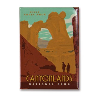 Canyonlands Magnet | National Park themed magnets