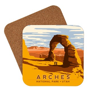 Arches Coaster | American Made