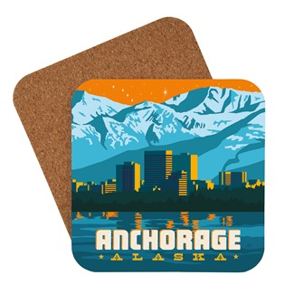 Anchorage Skyline Coaster | American Made