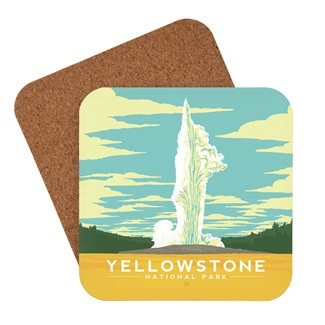 Yellowstone | American Made Coaster