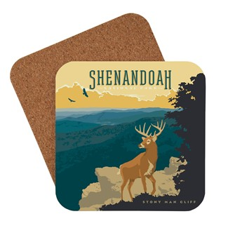 Shenandoah Buck | American Made Coaster