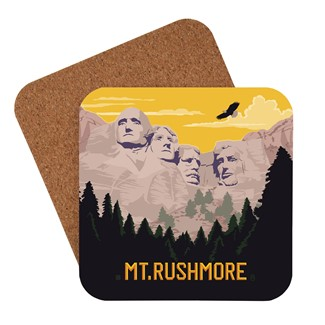 MT. Rushmore | American Made Coaster