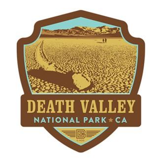 death valley emblem magnet vinyl magnet