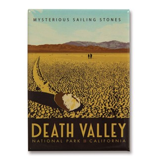 Death Valley Magnet| American Made Magnet