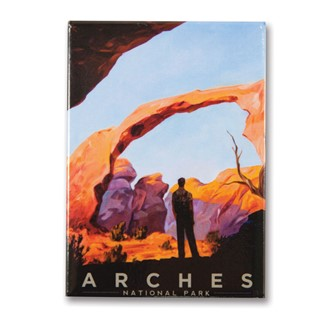 Arches Landscape Arch | Made in the USA