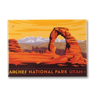 Arches Horizontal | Made in the USA