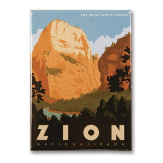 Zion Great White Throne | Made in the USA