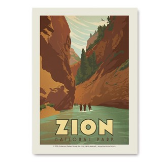 Zion Narrows | Made in the USA