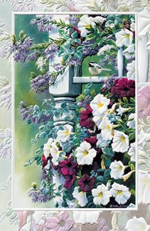 Vintage Garden | American made greeting cards