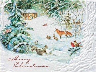 Christmas Miracle | Religious themed Christmas cards