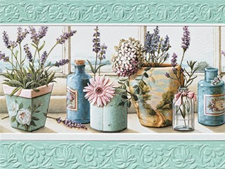 Flower Sill | Floral boxed notes
