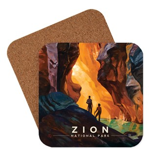 Zion Virgin River Narrows Coaster | National Park themed coasters