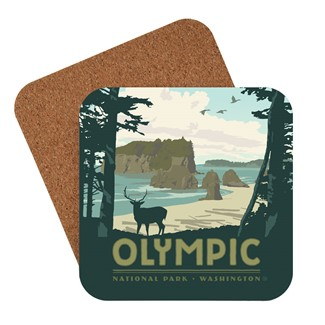 Olympic National Park | American Made Coaster