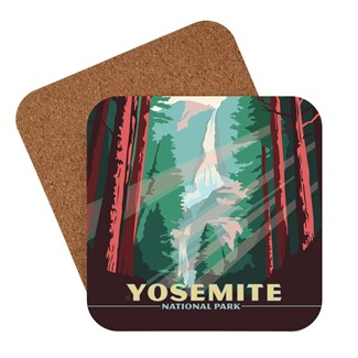 Yosemite | American Made Coaster