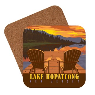 New Jersey Lake Hopatcong Cheaper Than Therapy | American made coaster