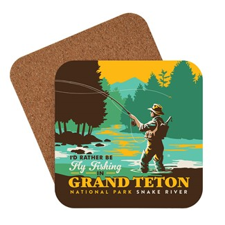 Grand Teton Snake River Coaster | Made in the USA