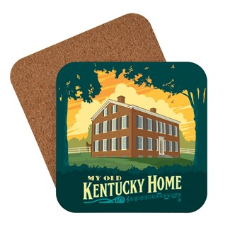 My Old Kentucky Home | American Made Coaster