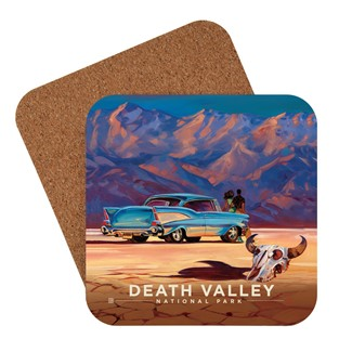 Death Valley Living it Up | American made coaster