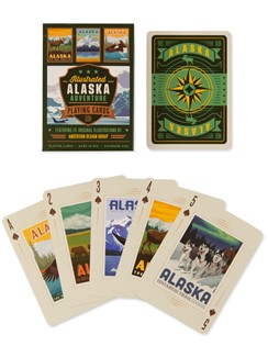 Alaska Adventure Playing Card Deck