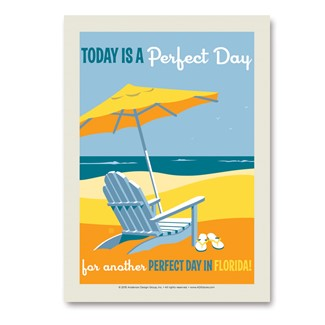 FL Another Perfect Day | Vertical Sticker