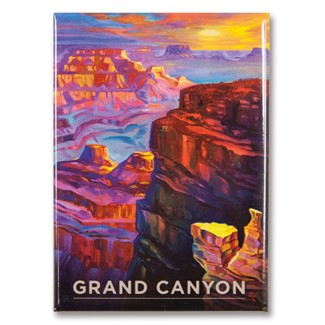 GC Only Landscape Metal Magnet| American Made Magnet