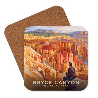 Bryce Canyon Hoodoo Heaven Coaster | American Made Coaster