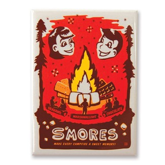 Smores Magnet | American Made Magnet