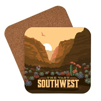 Vast Southwest Coaster | American made coaster