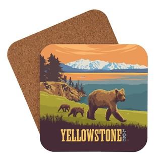 Yellowstone Lake Coaster | American made coaster