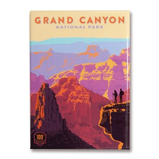 Grand Canyon 100th Anniversary Magnet | American Made Magnet