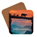 Shenandoah Bear Crossing Coaster