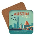 Austin, TX Congress Ave. Bridge Coaster