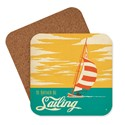 Rather be Sailing Coaster