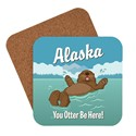 AK Otter Be Here Coaster