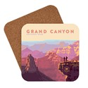Grand Canyon 100th Anniversary Coaster