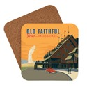 Yellowstone Old Faithful Inn Coaster