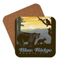 BRM Mama Bear & Cubs Coaster