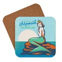Mermaid Queen Coaster