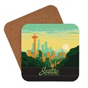 Seattle Skyline Coaster