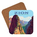 Zion Ascent to Angels Landing Coaster