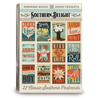 Southern Delights Postcard Set