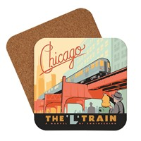 Chicago L-Train Coaster