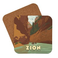 Zion Narrows Coaster