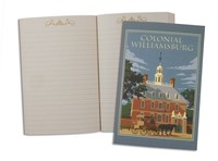 Colonial Williamsburg Governor's Palace Pocket Journal