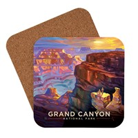 Grand Canyon Sunset Coaster