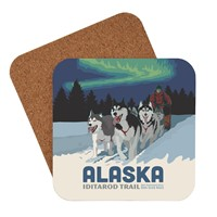 AK Dog Sled Coaster